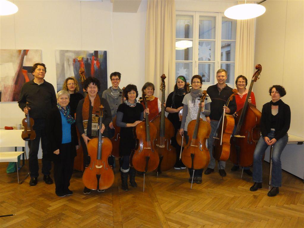 nach dem Workshop am 6. und 7. Januar 2012