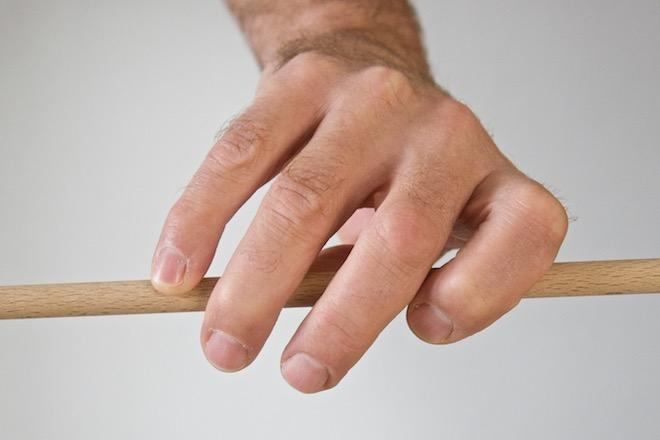 Bogengriff für Geige Bratschen und Cello